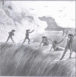women surf classic