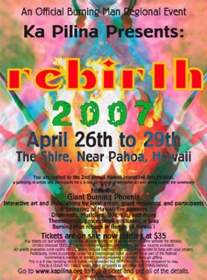 burning man hilo hawaii rebirth
