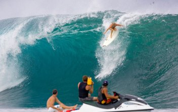 Chelsea Charges Surf