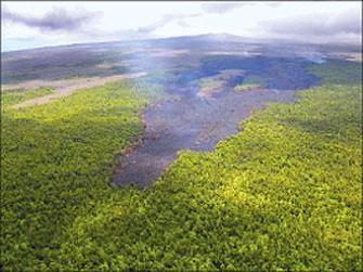 lava flow puna