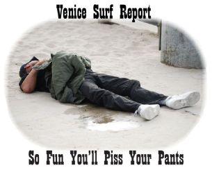 Venice Beach Piss