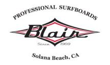 Blair Surfboards logo