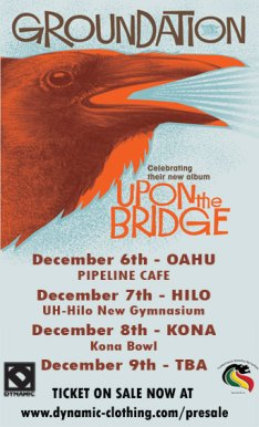 groundation tour flyer hawaii