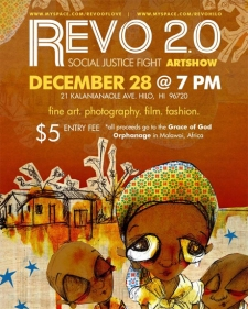 revo flyer hilo event