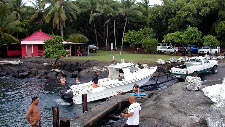 Big Island Fedwral
