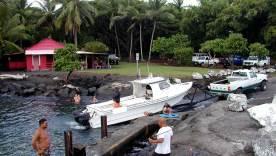Boat Ramp Pohoiki