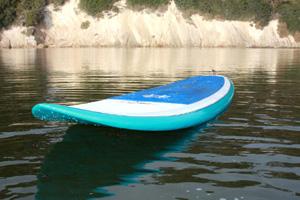 joe blair stand up paddle board