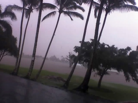 hilo flooded soccer fields